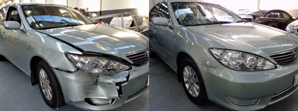 How to Repair Car Paint Chips pictures