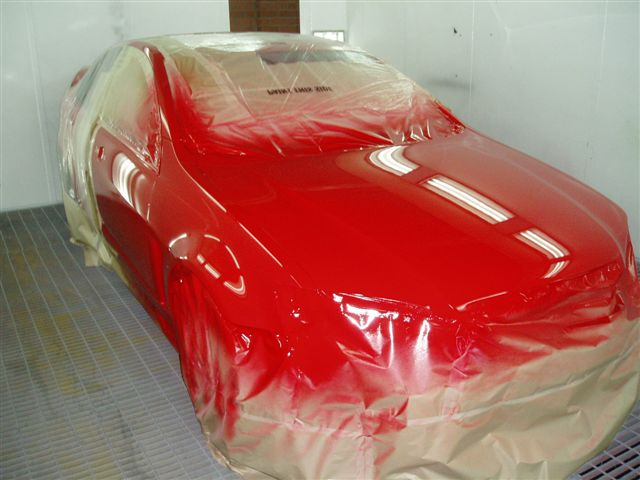 Car Paint Services